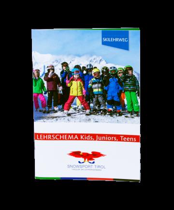 Lehrplan Kidsexpert im Taschenformat