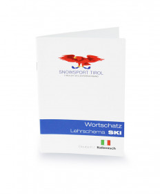 Sprachbuch im Taschenformat - Deutsch/Italienisch